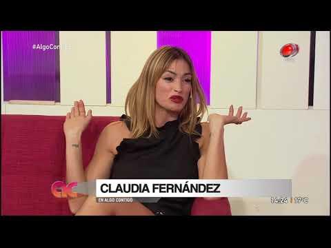 Algo Contigo - Claudia Fernández 28 de Setiembre de 2017
