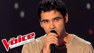 Giacomo Puccini - Nessun Dorma | Adrien Abelli | The Voice France 2014 | Blind Audition