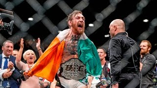 Conor McGregor: The King Has Come