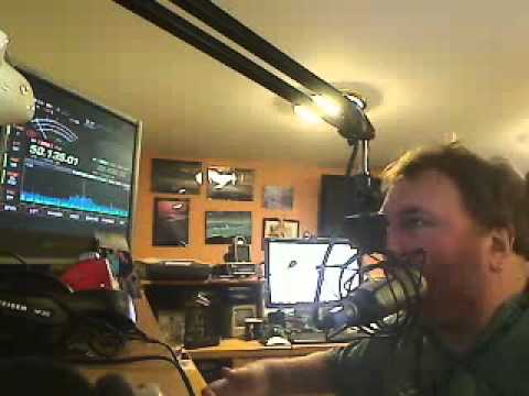 NG4C - 6 meter amateur radio contact into USA