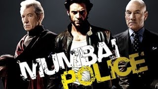Mumbai Police - Mumbai Police - X Men Remix Movie Trailer