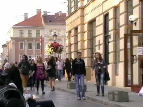 Titelbild des Gesangs Piosenka o Lwowie von Edyta Geppert