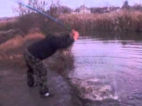 злой рыбак картинка