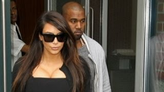 Kim Kardashian, Kanye West Have Baby Girl