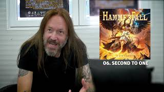 HAMMERFALL - Second To One (Dominion Track by Track) | Napalm Records