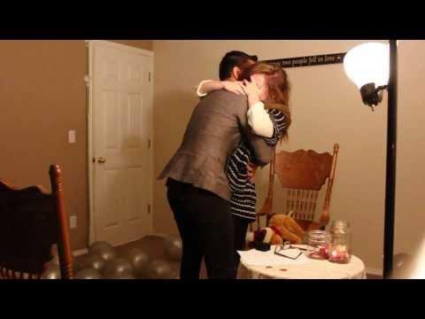 Andrew Serino & Heidi Manning Get Engaged