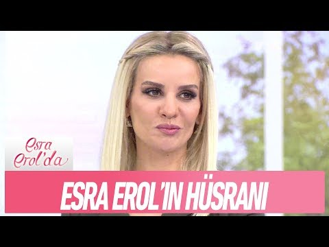 Esra Erol'un hüsrana uğradığı o an! - Esra Erol'da 22 Aralık 2017