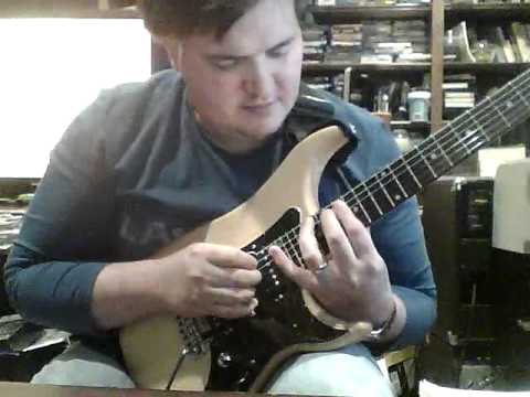 Holdsworthian Legato Lesson II:  My Favorite AH Soloing Ideas (with Marshall Harrison)