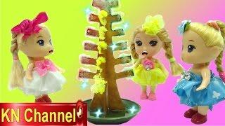 Đồ chơi trẻ em CÂY THÔNG NOEL THẦN KỲ Christmas tree for Baby Doll Kids toy