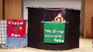 "NPGPS 2019 ""Story to Stage"" Puppetry Competition for Primary School winner 28 March 2019"