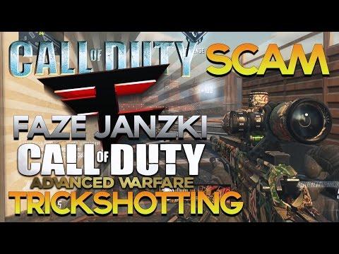 Call of Duty SCAM, Janzki Joins FaZe, Advanced Warfare Trickshotting LEAKED & More! - Obey Scarce