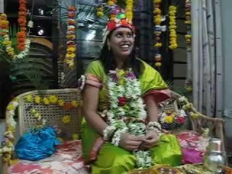 Megha Ghugari Dohale Jevan Youtube