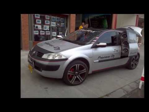 renault megane 2 tuning en bogota colombia youtube. Black Bedroom Furniture Sets. Home Design Ideas