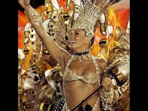 CARNIVAL in Rio de Janeiro ...exotic sexy Brazil wemen!!!