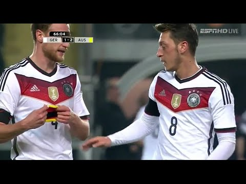 Mesut Özil Vs Australia (International Friendly) HD 14/15 - By: MesutOzil Tv