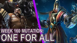 Starcraft II: One for All [Forward Camp]