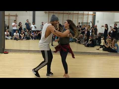 UKDC2018: with Paloma & William Workshop ACD ~ video by Zouk Soul