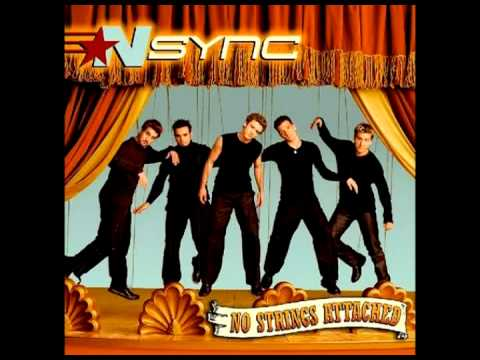 Nsync - Space Cowboy (yippie-yi-yay)
