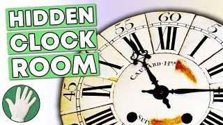 The Hidden Clock Room - Objectivity #144