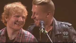 Download Lagu Ed Sheeran w/ Macklemore- Same Love [iHeartRadio 2014] Gratis STAFABAND