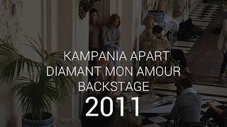 Diamant Mon Amour - kulisy sesji 2011