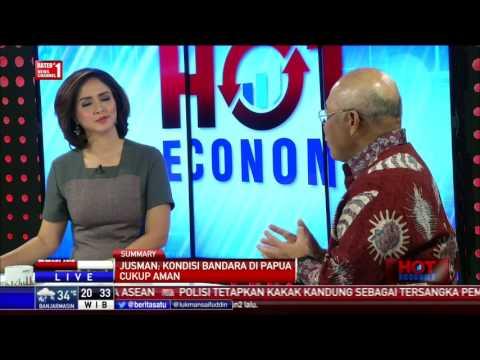 Hot Economy: Tol Udara Pangkas Biaya #2 #1
