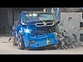 BMW i3 (2017) IIHS Crash Tests
