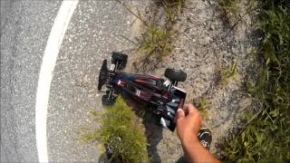 Traxxas Bandit 3s Speed Run 31T pinion Stock Spur And Brushless Setup 3100 KV