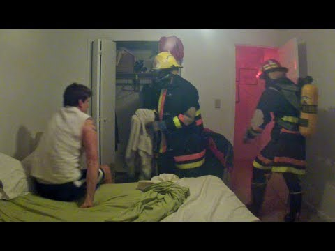 Epic Fire Prank!!
