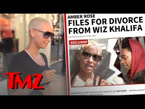 Amber Rose & Wiz Khalifa: OVER!