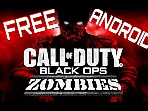 Call Of Duty Black Ops Zombies   Free APK   Android