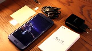 Doogee BL5000 unboxing review