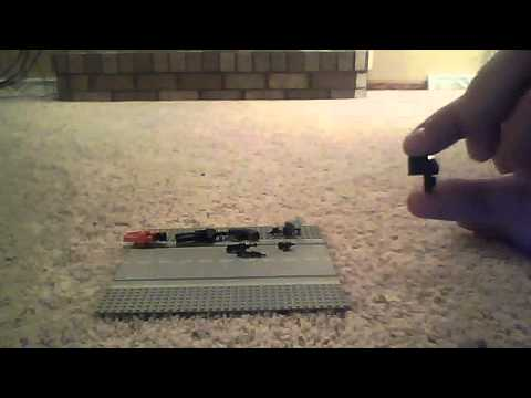 How to make lego halo reach weapons part1
