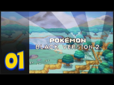 Pokmon Black 2 Walkthrough - Part 1 Aspertia City! Official English HD