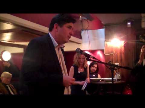 Rob Flello MP speaks at Sense About Science's libel reform celebrations
