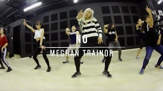 No (Meghan Trainor) | Fel Choreography