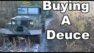 How To Buy a Deuce