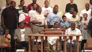"Boone Tabernacle Male Chorus - ""Twelve Gates to the City"""