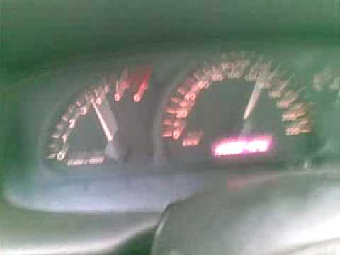 Opel Vectra B kombi 2,0 DTi 0-145 km/h Video