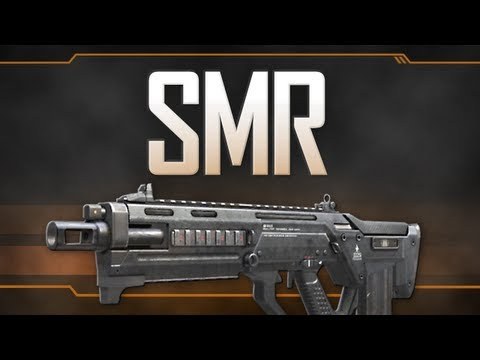 SMR - Black Ops 2 Weapon Guide