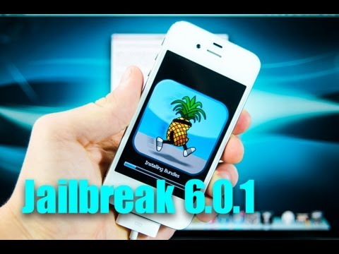 How To Jailbreak & Hacktivate 6.0.1 iPhone 4/3Gs & iPod 4G Semi Untethered - Redsn0w 0.9.15b3