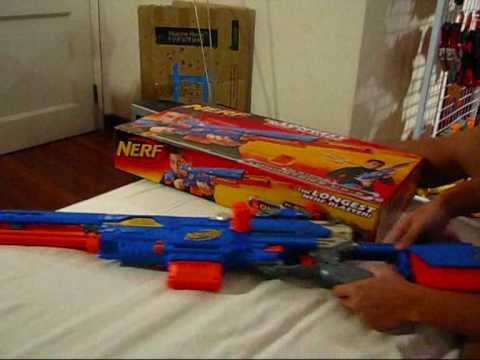 Nerf Longstrike CS-6 Review