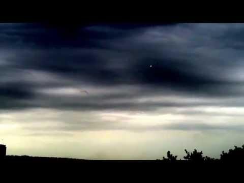 Луганск Авиация Истребитель Бой кв. Мирный / Lugansk Fighter aviation Jun 2014