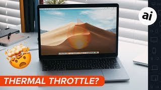 13-inch MacBook Pro: Does it thermal throttle?