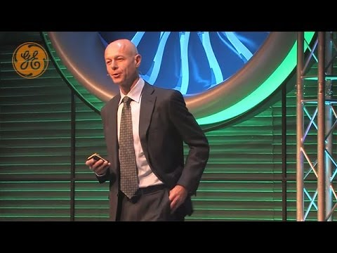 Minds + Machines Europe 2013 - Marco Annunziata, GE's Chief Economist, on Europe