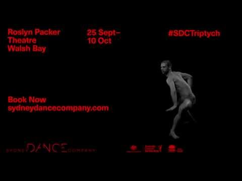 Triptych – Sydney Dance Company (30sec TVC feat. Cass Mortimer Eipper)