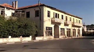 Driving through Varosha in Famagusta, Cyprus
