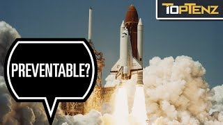 Top 10 Incredible Facts About the Challenger Disaster