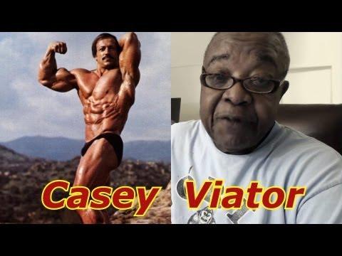 Casey Viator - Bodybuilding Tips To Get Big