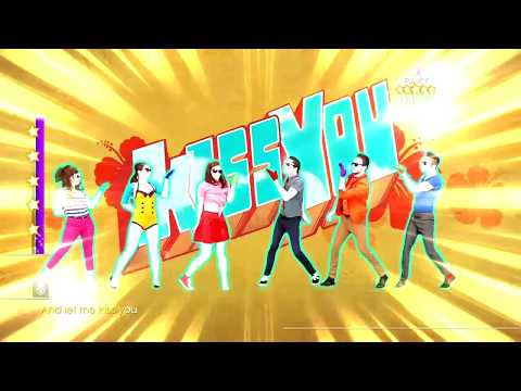Just Dance 2014 XBOX ONE Kiss You 6 Players Gameplay